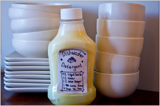 Natural Health And Prevention Diy Organic Dishwashing Liquid