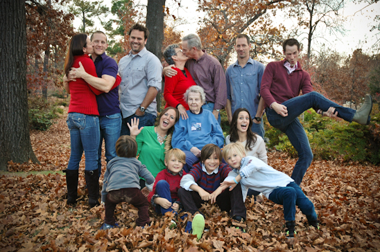 Matlach Family Thanksgiving 2012-Fun