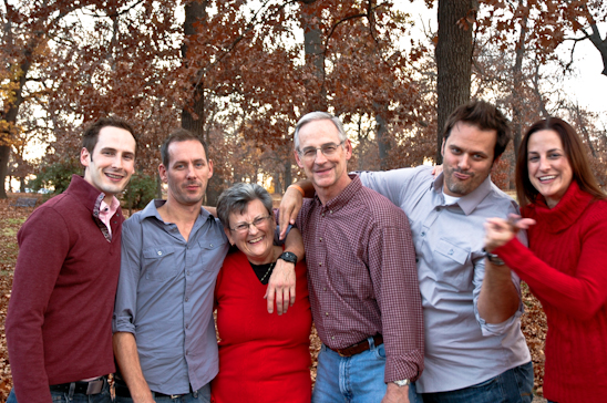 Matlach Family Thanksgiving 2012-Siblings