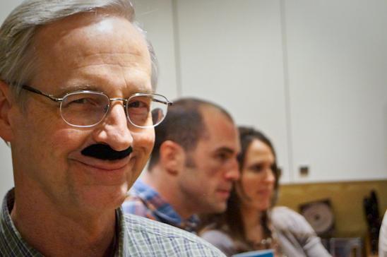 Dad Mustache