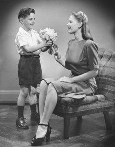Vintage Mother