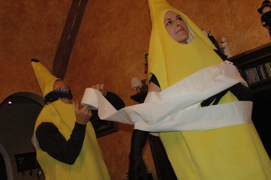 Banana Rebekah and Kayle