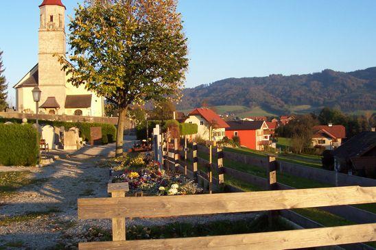 Churchyard-Austria