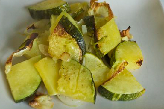 Roasted Squash-Finished Far