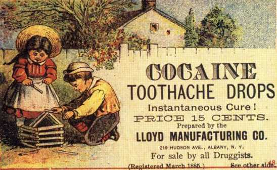 Cocaine Medicine