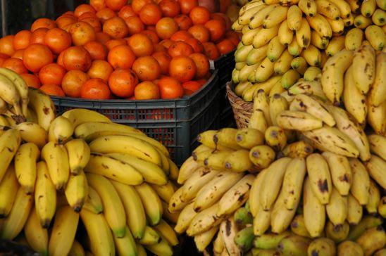 Oranges & Bananas