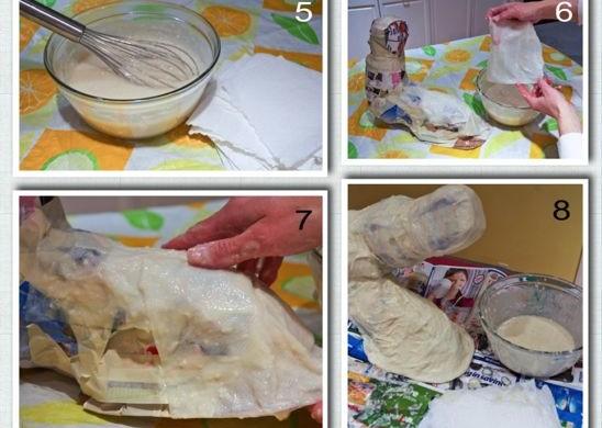 Plaster Step 3