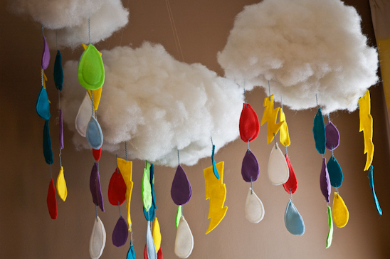 Cloud Mobile-Close Up
