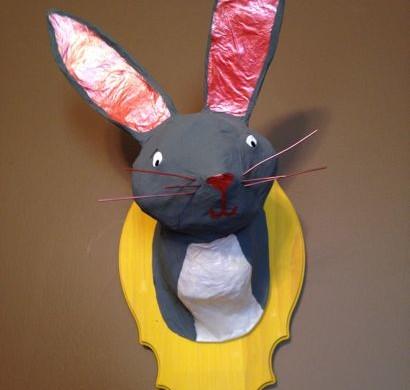Bunny Rabbit-Baby's Room