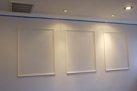 Installing Picture Frame Molding